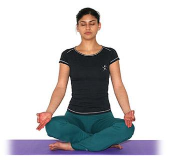 Postura Fácil - SUKHASANA aa7a861d8bf5