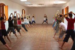 yoga iyengar gran via