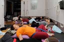 yoga bravo murillo