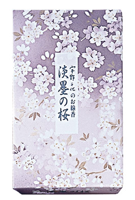 Incienso Sakura Usuzumi 380 barritas