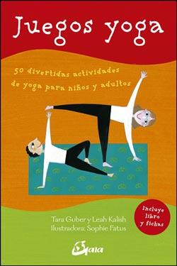 Juegos Yoga -  libro + 50 cartas
