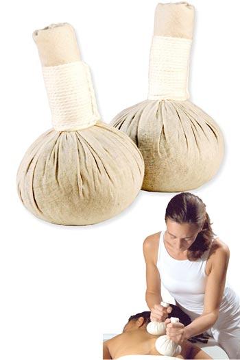 Pindas para masaje 150 gr.