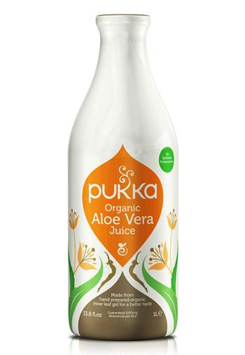 Zumo Pukka de Aloe Vera 1 Litro