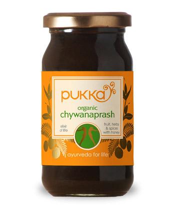 Chywanaprash Elixir de la Vida Pukka