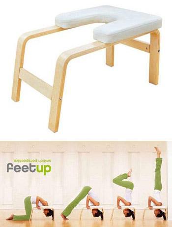 Taburete de yoga FeetUp