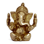 Figura de Ganesha 12 cm.