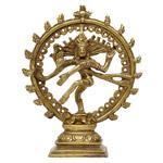 Figura de Nataraj: Shiva la bailarina cósmica