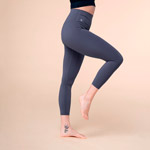 Leggings cintura alta, mallas de yoga