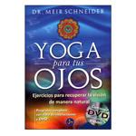 Yoga para tus Ojos + DVD