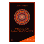 Meditación para principiantes +CD